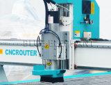 Линейная машина CNC Atc 2040 деревянная высекая, машина CNC Китая деревянная для сбывания