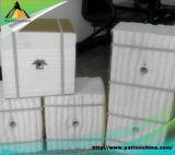 Modules réfractaires de fibre en céramique pour la construction de chaudière industrielle