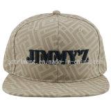 新しい綿のあや織り時代の平らなビルの野球のスポーツの帽子(TMFL6459)