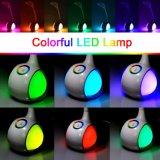 Lámpara de vector del LED