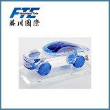 Glasauto-Form-Auto-hängende Duftstoff-Flasche