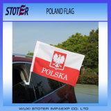 Indicateurs faits sur commande de véhicule du logo 100%Polyester 30*45cm