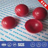 esferas plásticas azuis do PVC de 10mm para o rolamento (SWCPU-P-B077)