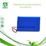 батарея 5000mAh 5565113 3.7V перезаряжаемые Lipo для крена силы