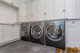 진흙 룸 내각 (BY-L-14)에 있는 현대 높은 광택 있는 세탁물