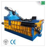 屑鉄のリサイクルのためのYs81-400油圧梱包機