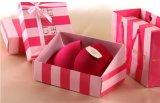 カスタムロゴのブラの包装の紙箱