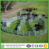 Yarda galvanizada del ganado para la marca de Australia
