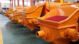 Hbt Full Hydraulic 40m3/Hour Large Aggregates Mini Concrete Delivery Pumps China Supplier