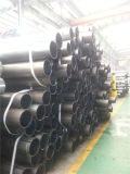 Tubo rotondo nero di ASTM A53 gr. B