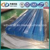 ISO9001の波形の鋼板のColofr