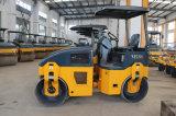 Le best-seller rouleau de route de compacteur vibrant de 3 tonnes mini (YZC3H)