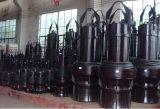 Vervaardiging van Pomp de Met duikvermogen van de mengen-Stroom voor Riolering