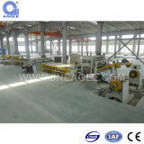 La Chine Steel Coil Cut à Length Machine Line pour Thin Plate Sheet
