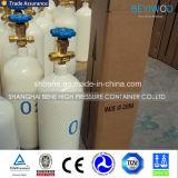 Gebildet im China-Gewicht des Stahlsauerstoffbehälters