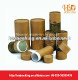 Papel do presente do tubo de Delicated da alta qualidade