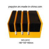 Caixa de relógio de madeira luxuosa da forma (WO-241)
