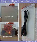 Glace de guichet sèche permutable avec le film de Pdlc