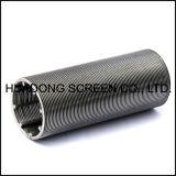ウェッジワイヤー管のステンレス鋼のジョンソンスクリーンフィルター