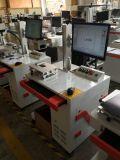 Marcador de alta velocidade do laser da fibra para anunciar