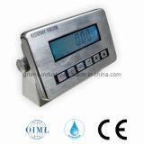 Indicador de pesaje digital impermeable aprobado por OIML