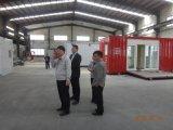 Atelier industriel léger portique de structure métallique de bâti et de construction préfabriquée (KXD-63)