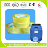Água - pressão acrílica baseada - adesivo sensível para fitas