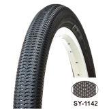 Gelber bunter Kind-Fahrrad-Reifen C-Zd33 14X1.75 umweltfreundlich