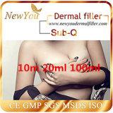 Nuevo usted llenador cutáneo inyectable del ácido hialurónico para el reforzador Derm del pecho más 20ml