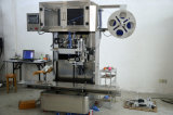 De alta velocidad latas automáticas manga de encogimiento de la máquina de etiquetado