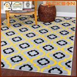 Mantas persas grises 5 pies X 7 pies de área de alfombra moderna de la manta