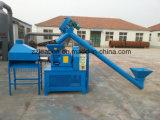 Tipo máquina de madeira do parafuso do carvão amassado da biomassa (ZBJ)