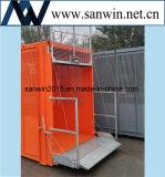 Sc100FC choisissent l'élévateur électrique de cage