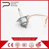 Motor elétrico linear da C.C. do equipamento de transmissão micro