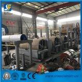 A fonte superior Kraft do fabricante corrugado recicl a máquina da fatura de papel