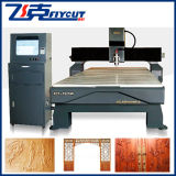 Corte de madeira do router & máquina de gravura