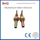 Hecho en el manguito hidráulico /Male femenino de China modificó las guarniciones para requisitos particulares