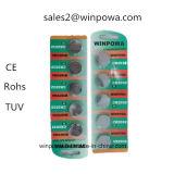 Batterie des Lithium-Cr2032 für Windgeschwindigkeit-Anemometer