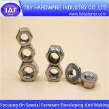 Noix 316 de l'acier inoxydable 304 de la qualité DIN934 DIN6923