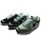 Chaussures occasionnelles d'espadrille de la mode des hommes chauds neufs