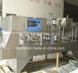 自動蜂蜜のプラスチックコップの詰物およびシーリング機械