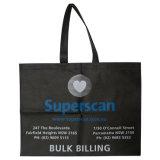 Sacchetti di acquisto non tessuti di alta qualità per la pubblicità (FLN-9045)