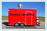 移動式台所完全装備の真新しい食糧トレーラー