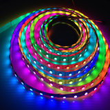 5050 Adresseerbare RGB Programmeerbare RGB LEIDENE van Ws2812b IC Strook