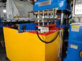 Folha/esteira de borracha que faz a máquina de molde da máquina/imprensa do Vulcanizer (50H2)