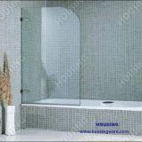 새로운 완전한 샤워실, 현대 샤워 울안, 샤워 오두막