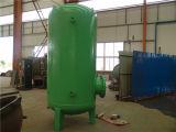 Embarcação de pressão industrial para o processo de madeira