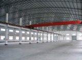 Fabricante profesional de taller modular de acero/de casa de la estructura de acero