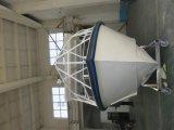 28FT 8.6m Mittelkabine-Aluminiumfischerboot mit Hardtop Qm8600