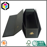 Бумаги картона логоса штемпелевать золота коробка подарка твердой магнитная